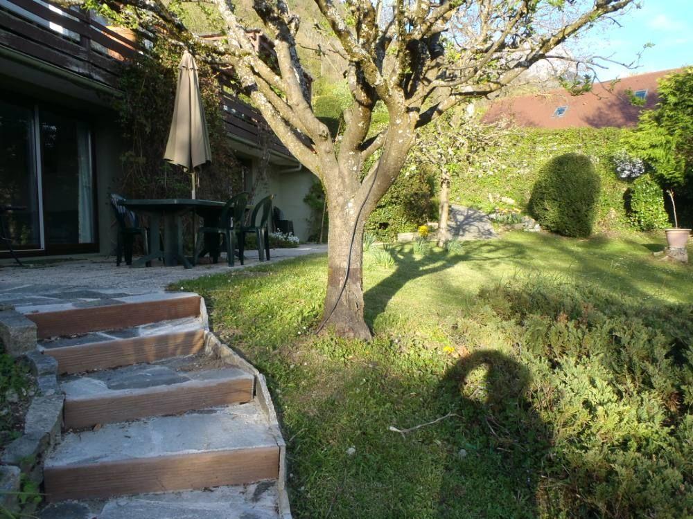 Apartamento en Veyrier-du-lac para 4 personas