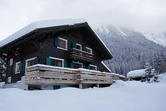 Chamonix Argentiere: Casa de montaña (madera / piedra) - Chamonix-Argentiere