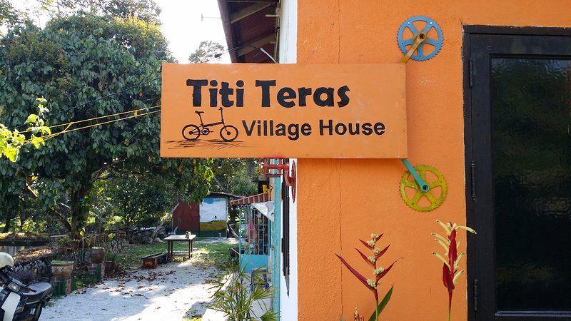 Titi Teras Village House