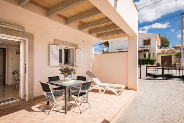 Holiday rental in Campos for 6 guests