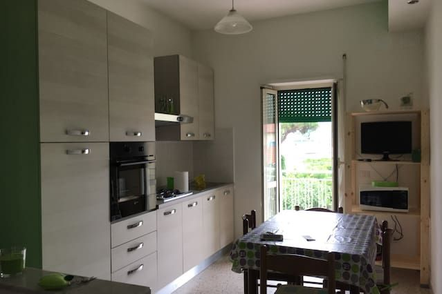 Casa equipada de 70 m²