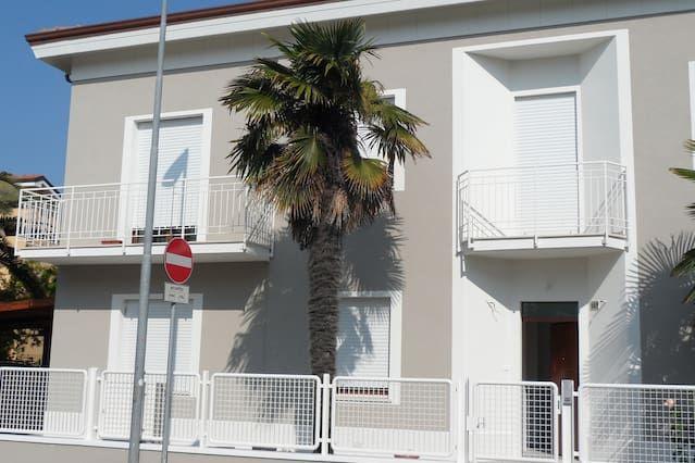 Bonito apartamento en la costa del Adriático