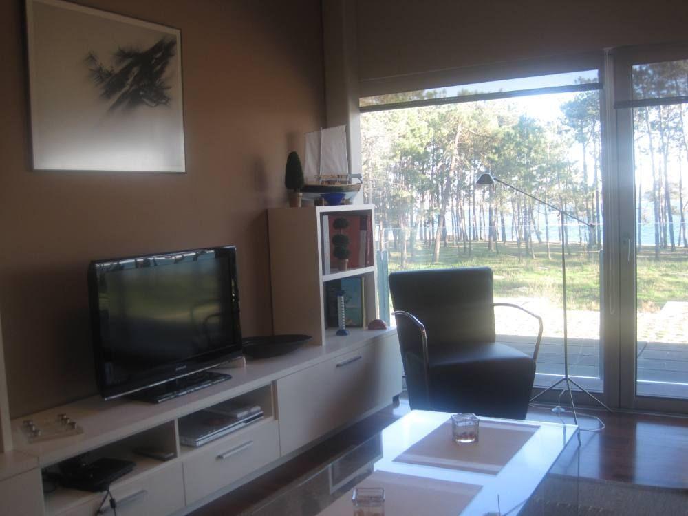 Wohnung auf 54 m² in Illa de arousa