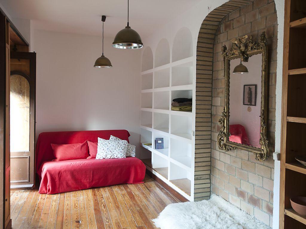 Apartamento de 1 m² de 1 habitación