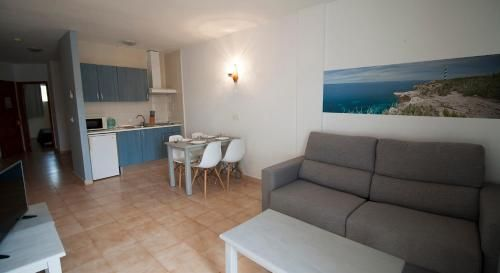 Holiday rental in Portinatx with balcony