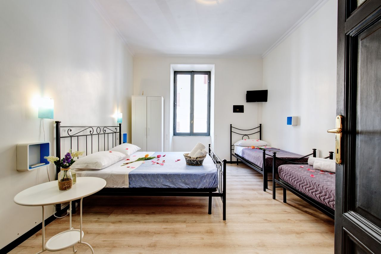 Holiday Apartment for 4 in Rome