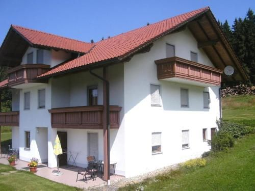 Family property in Sankt englmar