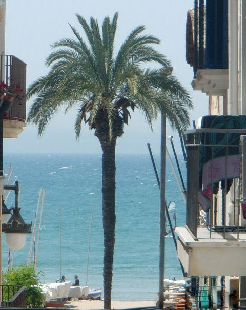 Funcional alojamiento en Sitges de 2 dormitorios