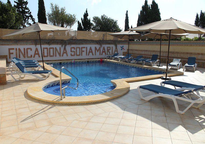 Apartamento para 4 personas con piscina