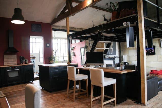 Alojamiento estupendo de 150 m²