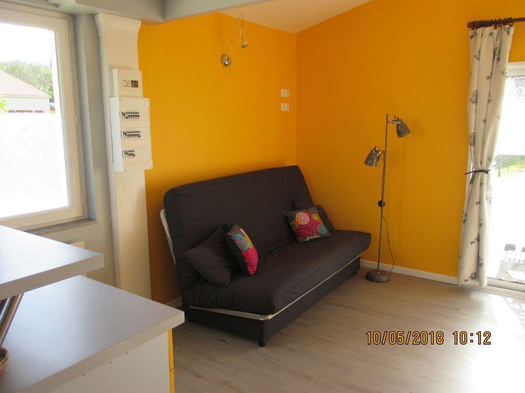 Vivienda en Marennes de 1 habitación