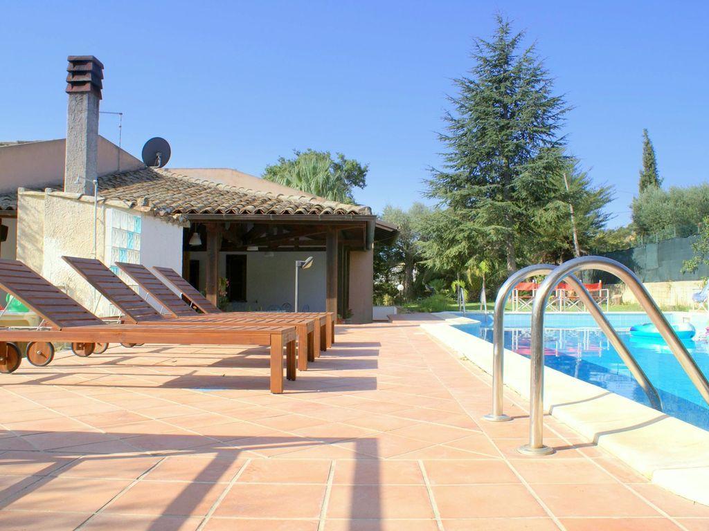 Casa para 4 personas en Caltagirone