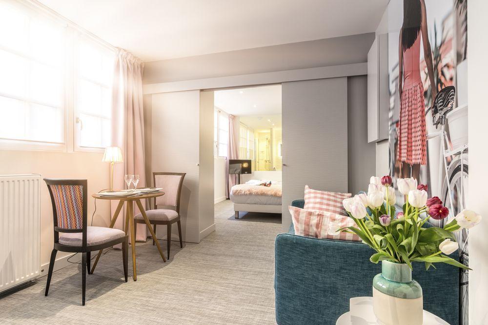 Hébergement à Angers de 8 chambres