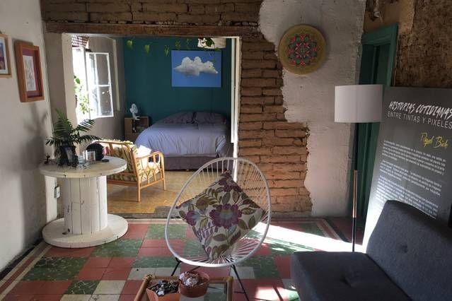 Con vistas vivienda de 1 habitación