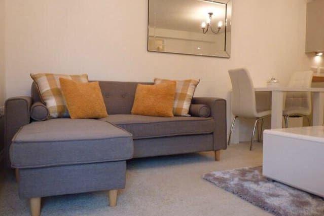 Apartamento de 1 habitación en Eastbourne