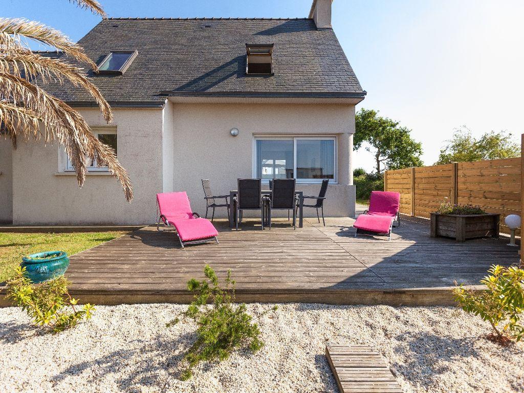 Residencia para 6 personas en Finistère