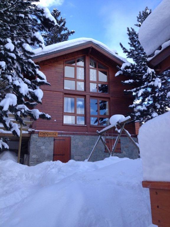 Casa con balcón de 4 habitaciones