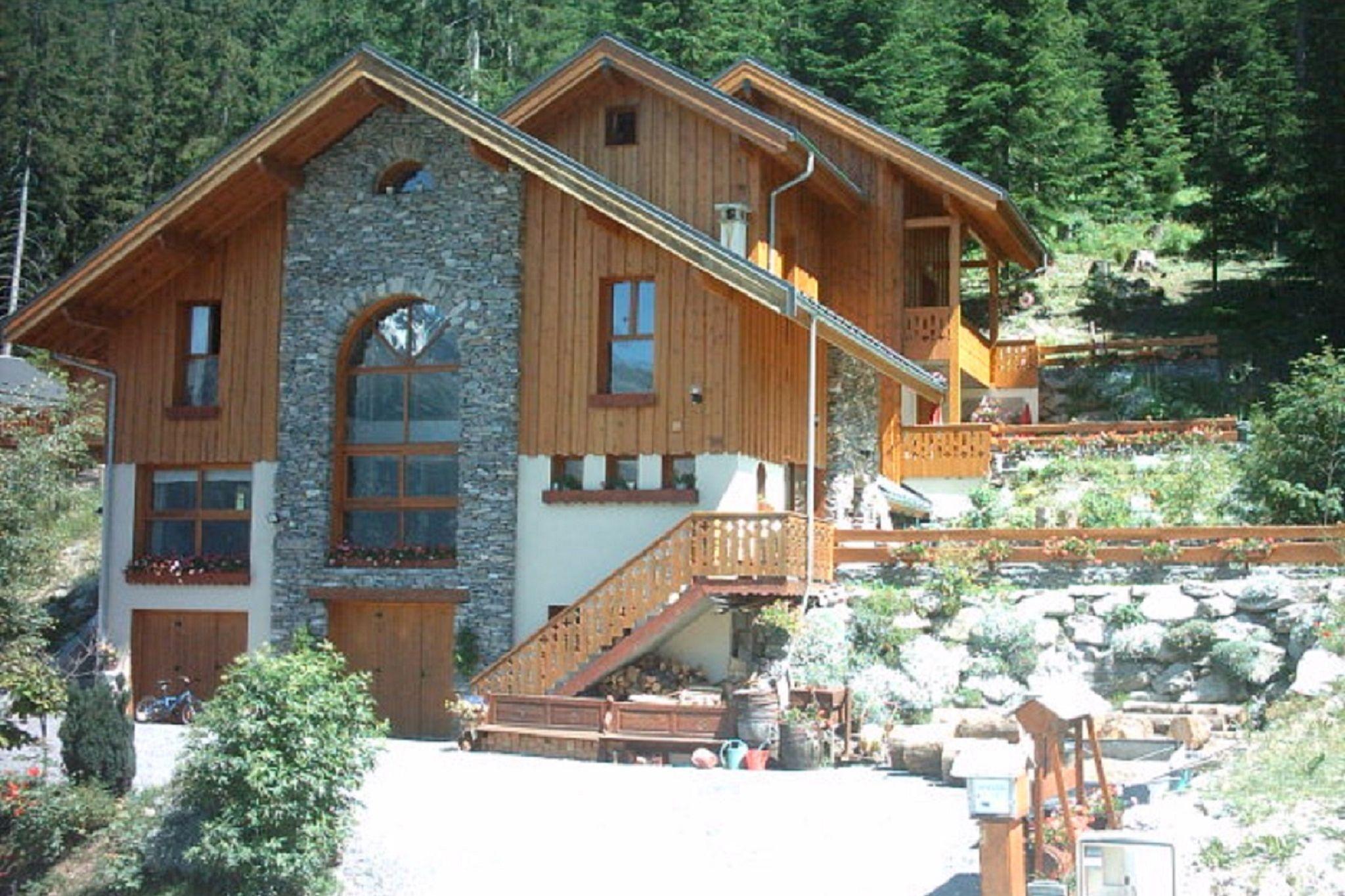 Casa práctica en Valfréjus
