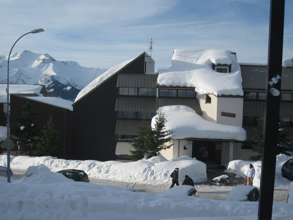 Provista vivienda en Alpe d'huez