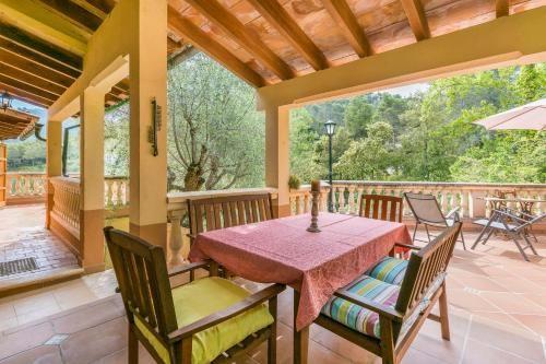 Alojamiento con vistas en Escorca