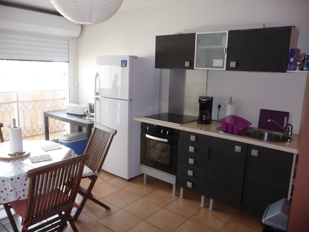 Equipped 50 m² holiday rental