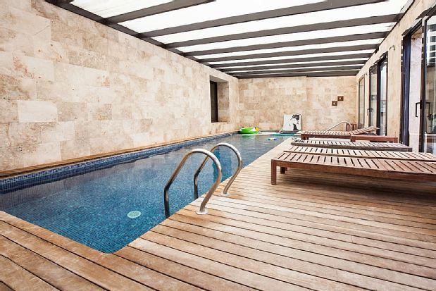 Casa con piscina en Tabernas