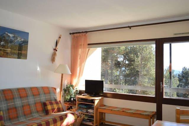 Vivienda para 4 personas en Font-romeu-odeillo-via