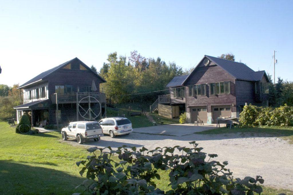 Guest Studio on Organic Eco Llama Farm— Benzie County Family Friendly