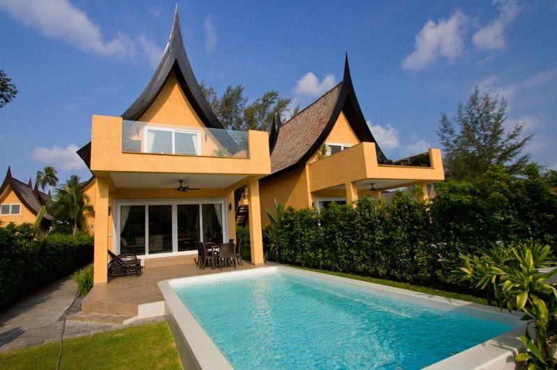 Koh Chang Beach Villa (64B) @ Siam Royal View