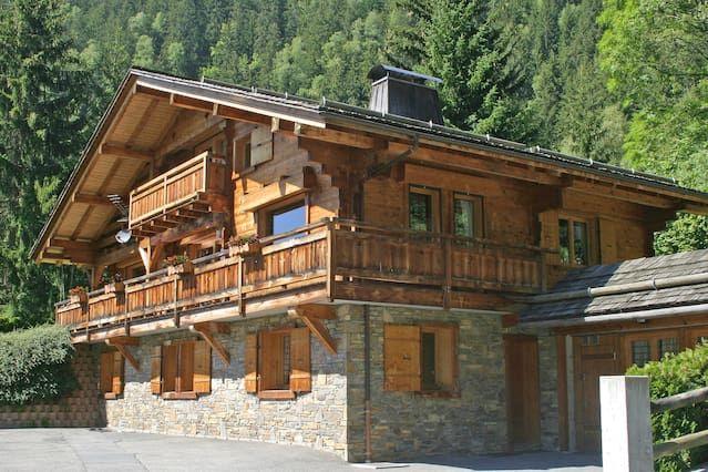 Vivienda para 14 personas en Chamonix-mont-blanc