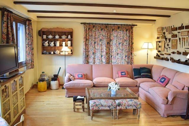 Agradable apartamento en Formigal con  Piscina