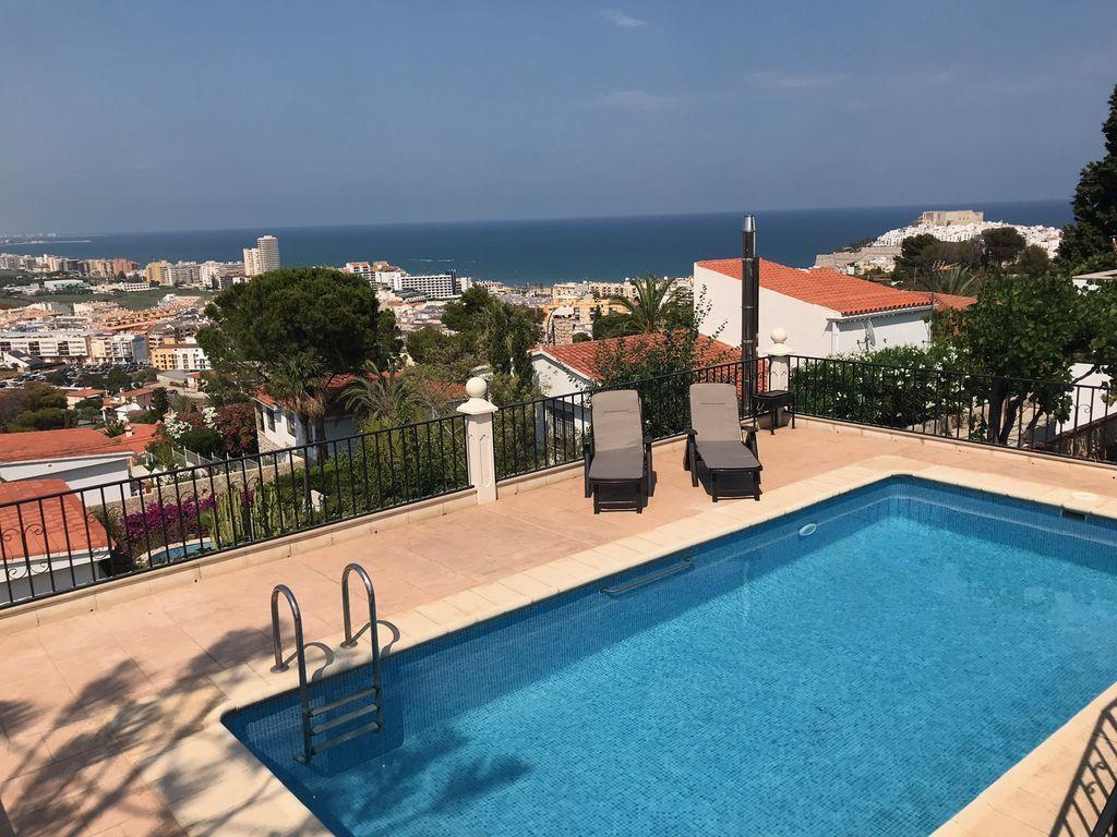 Residencia de 800 m² en Peníscola