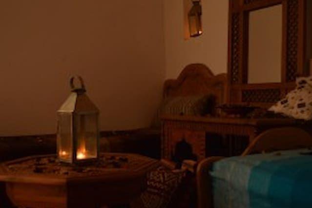 Casas de Familia à Rabat, Rabat Medina, en casa de Sanaa