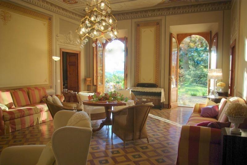 Beautiful 18th Century Vacation Villa in Tuscany