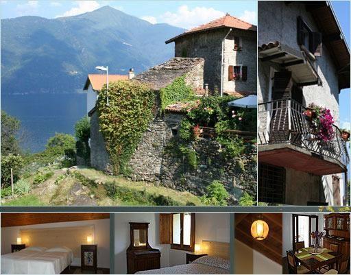 La-Torre Holiday villa overlooking lake Como