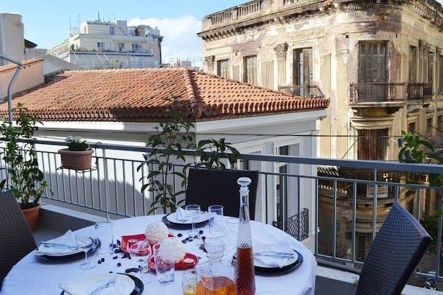 Apartamento genial en Athens, plaka