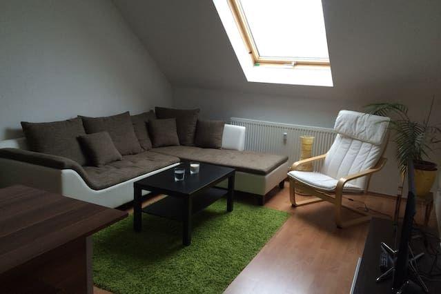 Appartement 2 pièces dans la belle Kaßberg