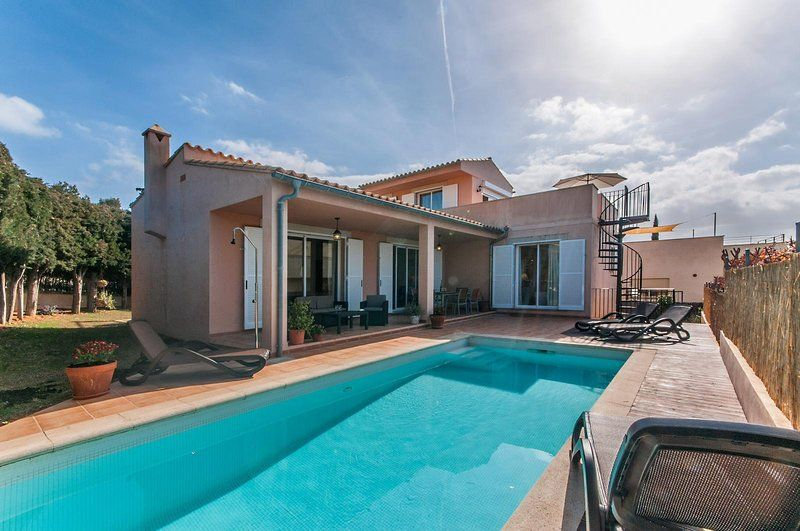 Casa en Alcudia para 6 huéspedes