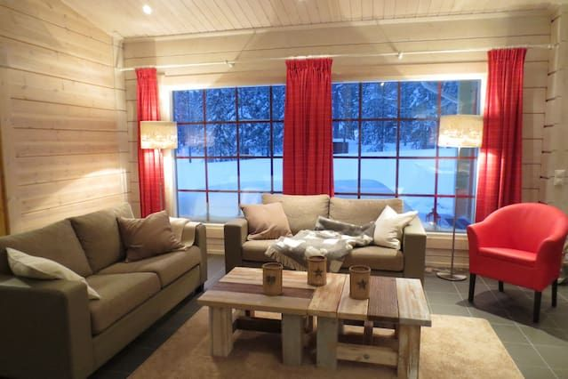 Comfy log cabin in Lapland FIN