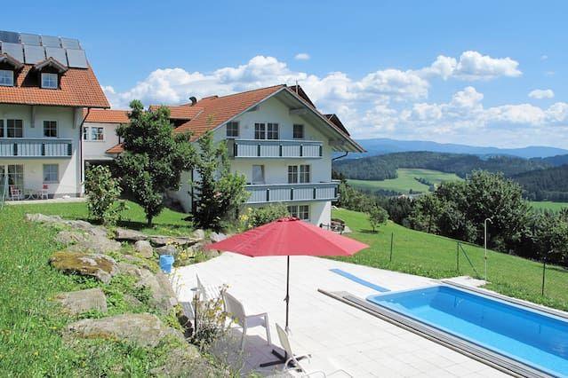 Flat with 3 rooms in Landkreis regen