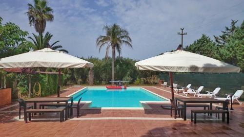 Casa atractiva con piscina