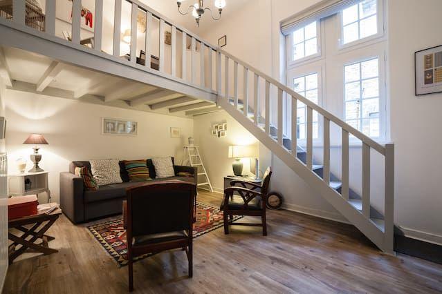 Appartement de charme en plein coeur historique