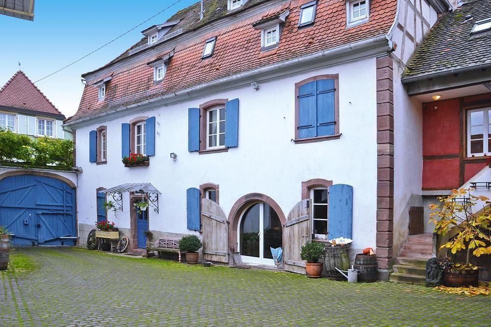 Alojamiento para 4 personas en Molsheim