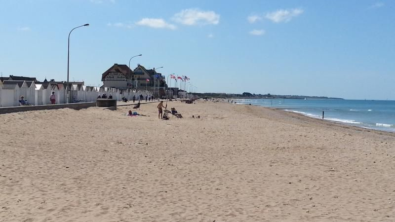 Amueblado T2 4 personas 30m de la playa