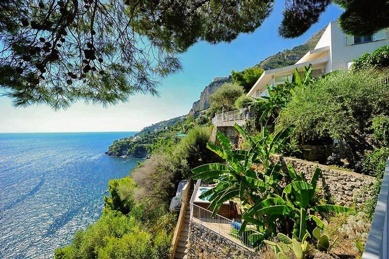Residencia maravillosa en Amalfi