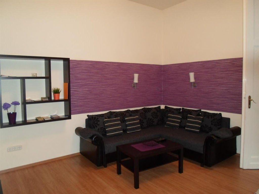 Apartamento en Budapest con Sábanas y toallas y Lavadora