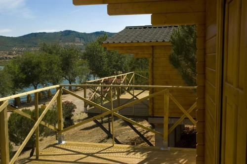 Alojamiento para 6 personas en Brazatortas