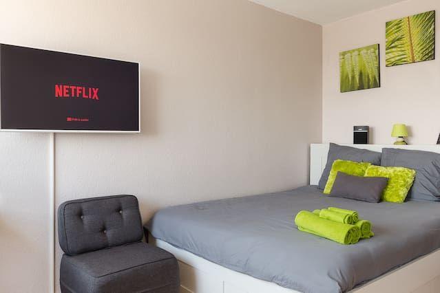 Logement à Mulhouse avec 1 chambre