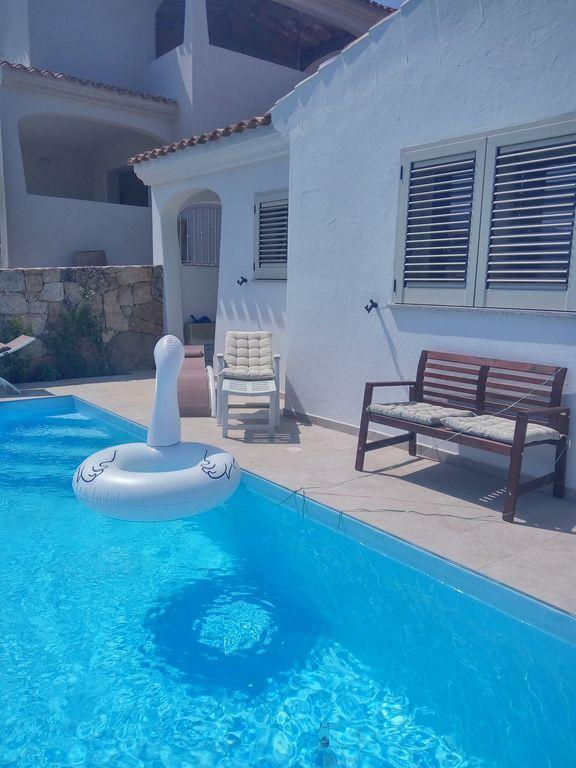 Vivienda con piscina de 3 habitaciones