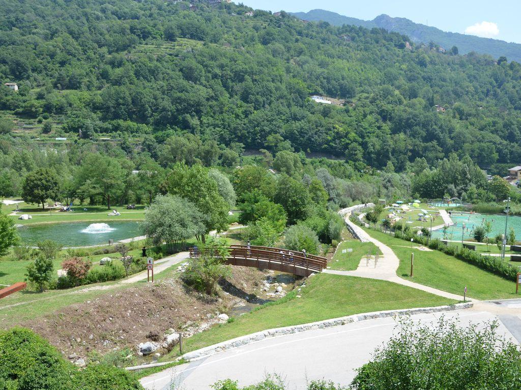 Alojamiento en Roquebillière para 4 personas